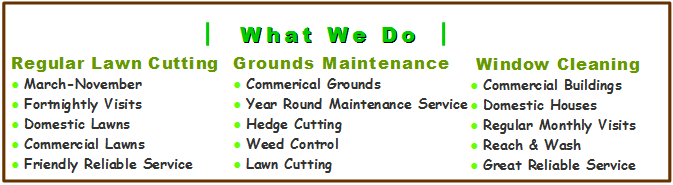 Grounds Maintenance Services Leicester