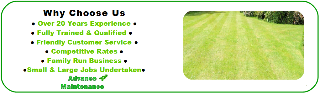 Leicester lawn cutting company | Grass cutting services Leicestershire - Garden and Grounds Maintenance