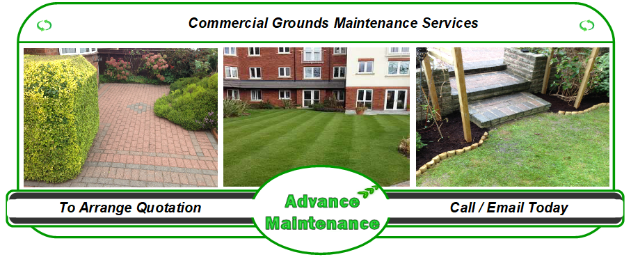 Commercial Grounds Maintenance Services in Leicester