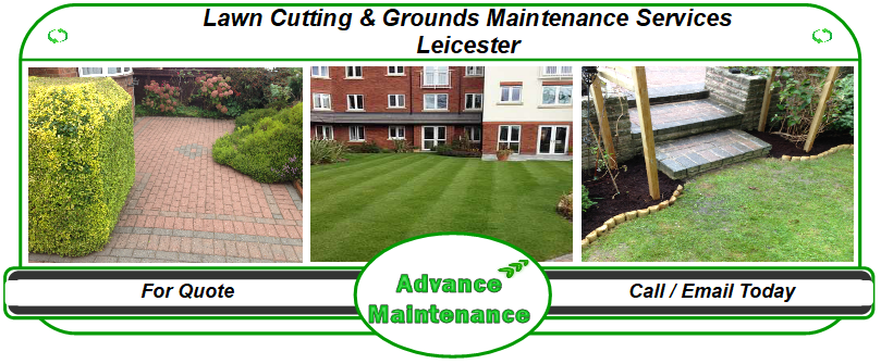 lawn cutting and grounds maintenance services leicester 2020